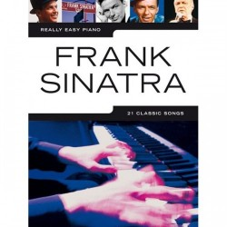 Really Easy Piano - Frank Sinatra nuty na fortepian