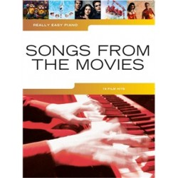 Songs from the movies nuty na fortepian
