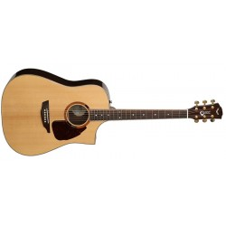 Samick SGW S-750D/N gitara el. akustyczna