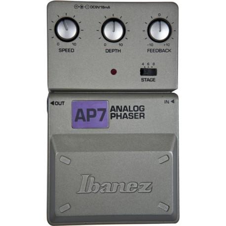 IBANEZ AP-7 ANALOG PHASER EFEKT GITAROWY