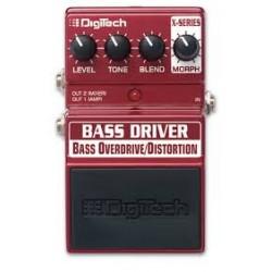 DIGITECH BASS DRIVER XBD
