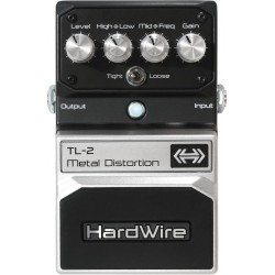 DIGITECH HW TL-2 METAL DISTORTION