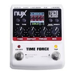 NUX TIME force efekt gitarowy