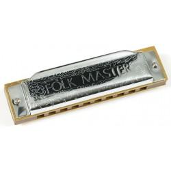 SUZUKI FOLK MASTER 1072 Harmonijka diatoniczna