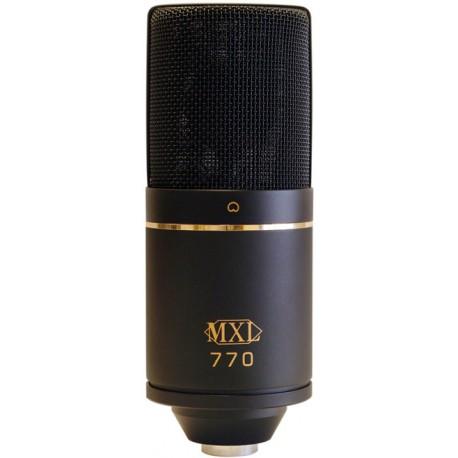 MXL 770 Mikrofon