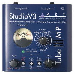 ART TUBE-STUDIO-V3 Preamp Lampowy
