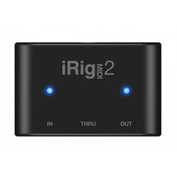 IK Multimedia iRig MIDI 2 interface midi