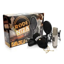 RODE NT2-A Kit mikrofon pojemnościowy z akcesoriami