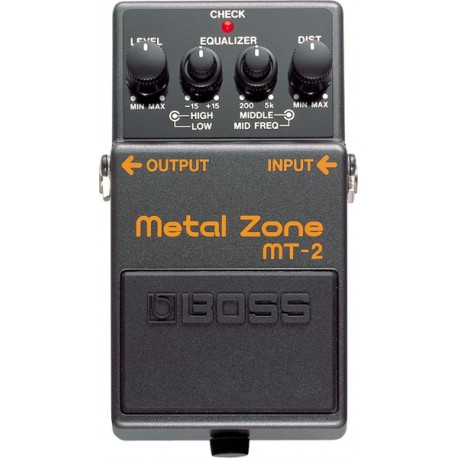 BOSS MT 2 METAL ZONE EFEKT GITAROWY