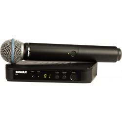 SHURE BLX24E/BETA 58 Mikrofon bezprzewodowy
