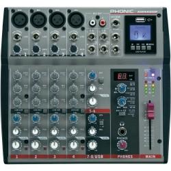 PHONIC AM440DP MP3 Mikser
