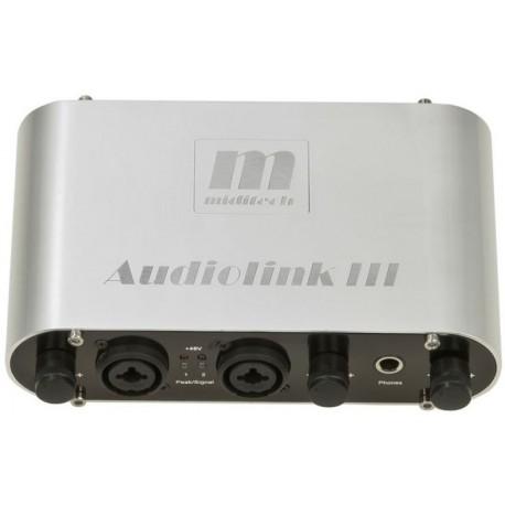 MidiTech AudioLink III interface audio