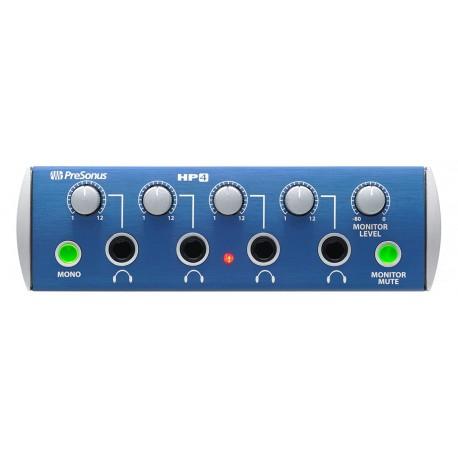 PreSonus HP4 wzmacniacz słuchawkowy
