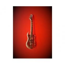 Przypinka B61 Gitara basowa