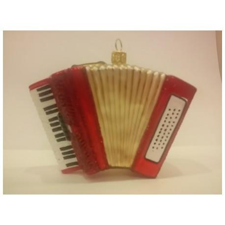 Bombka akordeon