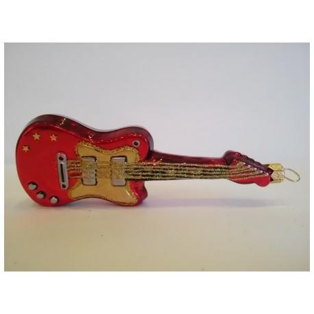 Bombka gitara elektryczna