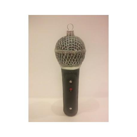 Bombka mikrofon