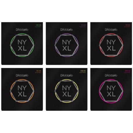 D'Addario NYXL New York XL