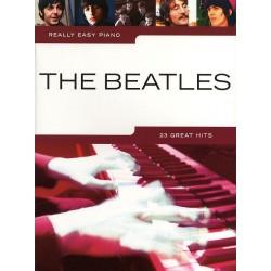 Really Easy Piano - The Beatles