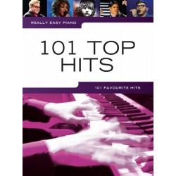 Really Easy Piano - 101 Top Hits