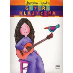 Gitara klasyczna - J.Lipski