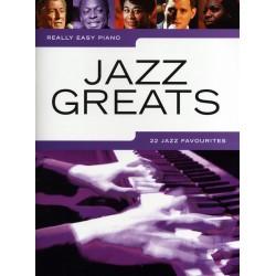 Really Easy Piano - Jazz Greats