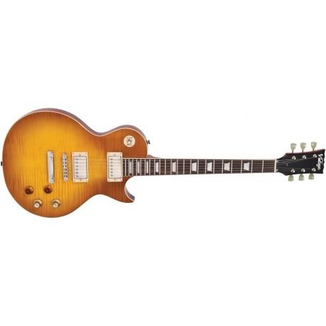 Vintage V100 PGM Lemon Drop gitara elektryczna