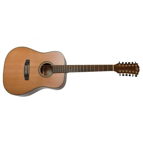 Dowina Rustica DCE Gitara El. akustyczna 12 str.