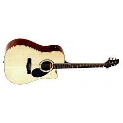 Samick GD-101 SCE Gitara el. akustyczna