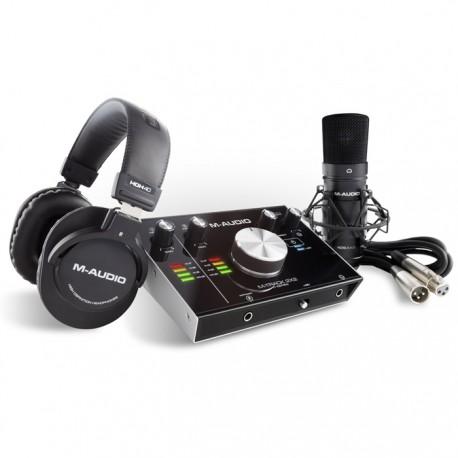M-Audio Val Studio Pro zestaw do nagrywania