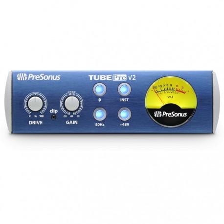 PreSonus TubePRE lampowy preamp mikrofonowy