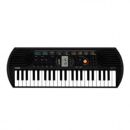 CASIO SA-76/77/78 mini keyboard