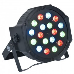 Light4me COLORMAX 318 PAR LED 18x3w