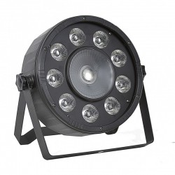 Light4me MATCH PAR LED 9x3w + 1x30w COB