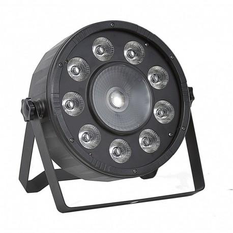 Light4me MATCH PAR LED 9x3w + 1x30w COB