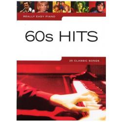 60s HITS nuty na fortepian
