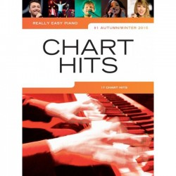 Chart hits 1 nuty na fortepian