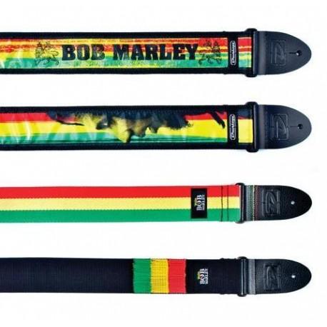 DUNLOP Bob Marley pas gitarowy
