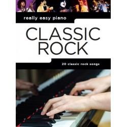 Classic rock nuty na fortepian