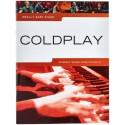 Really Easy Piano - Coldplay nuty na fortepian