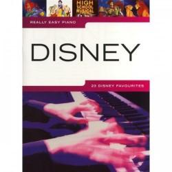 Disney nuty na fortepian