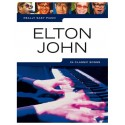 Really Easy Piano - Elthon John nuty na fortepian