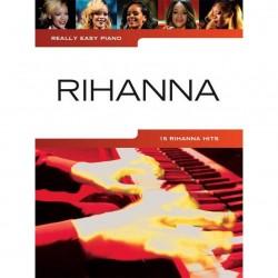Rihanna nuty na fortepian