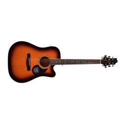 SAMICK GD-100 SCE Gitara el. akustyczna