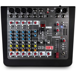 ALLEN&HEATH ZED i10 FX Mikser / interfejs USB