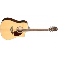 Samick SGW S-350D/3TS gitara el. akustyczna