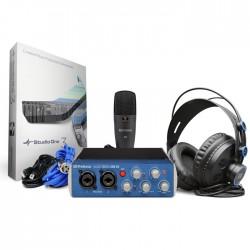 PreSonus AudioBox USB 96 studio zestaw interfejs audio