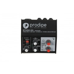 Prodipe Studio 22+ Interfejs audio