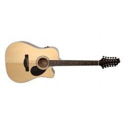 SAMICK GD-112 SCE Gitara el. akustyczna 12str.