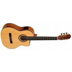 Ever Play Zebra CEQ Gitara el. klasyczna